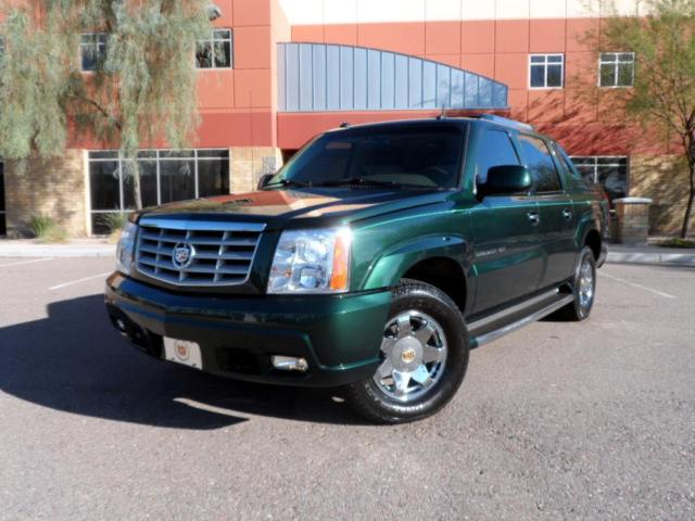 2003 cadillac escalade ext cars for sale. Black Bedroom Furniture Sets. Home Design Ideas