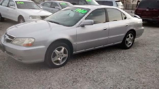 2002 Acura TL - Infinity Car Company, Columbus Ohio