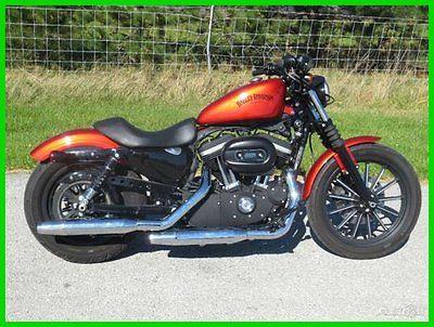 Harley-Davidson : Sportster 2013 harley davidson sportster iron 883 427868 used