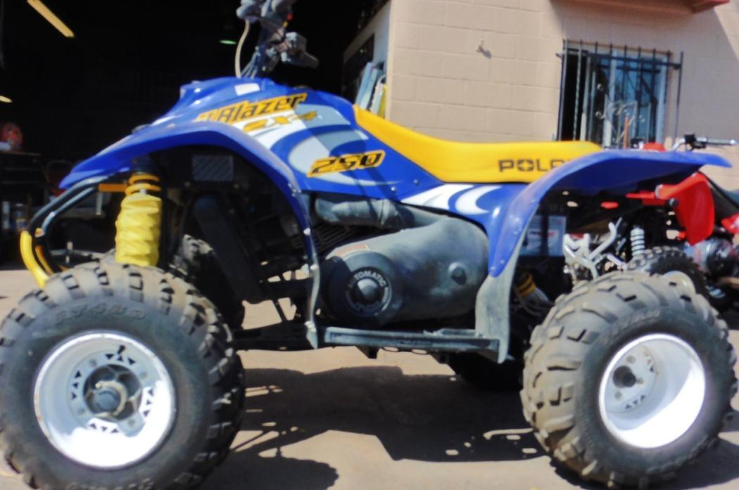 polaris trail 250 motorcycles for sale