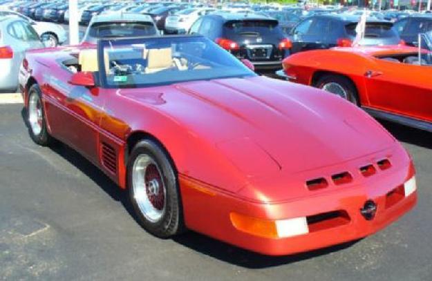 1987 Chevrolet Corvette for: $31500