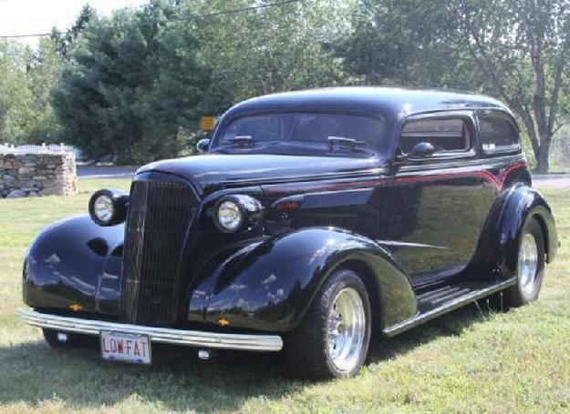 1937 Chevrolet Master Deluxe for: $37500