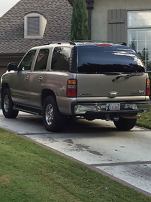 Chevrolet : Tahoe LT 2001 chevrolet tahoe lt sport utility 4 wd pewter metallic exterior