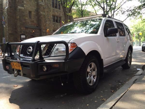 2008 Nissan Pathfinder, Clean truck