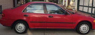 Honda : Civic LX 1995 honda civic lx