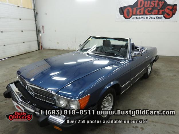 1983 Mercedes-Benz 380 SL Series - Dusty Old Classic Cars, Derry New Hampshire