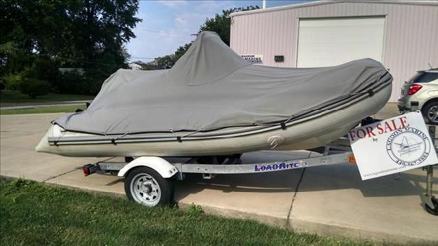 2008 Brig Inflatable Boats F360L