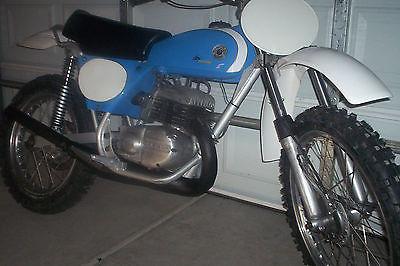 Bultaco : M120 Bultaco Pursang M120  restored 1974 Bultaco