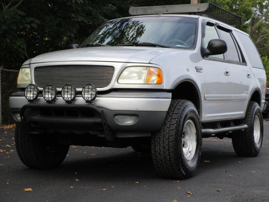 2001 ford expedition xlt 4x4 cars for sale. Black Bedroom Furniture Sets. Home Design Ideas