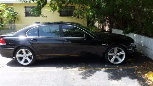 2003 BMW 745Li for sale $6000 Or OBO