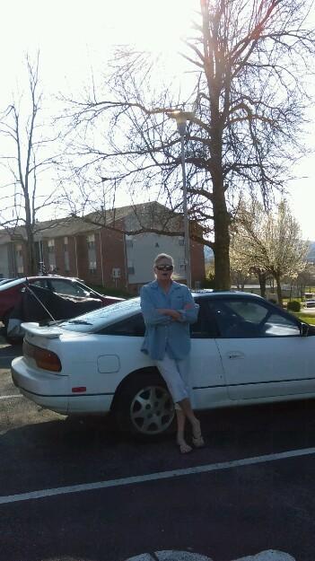 1992 Nissan 240 sx hatchback