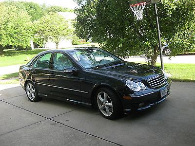 Mercedes-Benz : C-Class Sport Sedan 4door 2006 mercedes benz c 230 sport 4 dr sedan