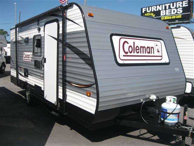 2015 Coleman Coleman CTS16FB