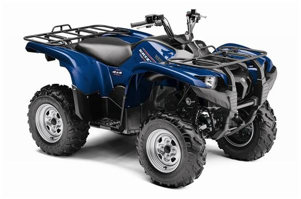 Yamaha Grizzly 400 Auto 4x4 Motorcycles For Sale