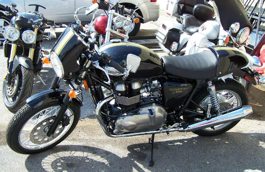 Triumph Thruxton 1200 Motorcycles for sale