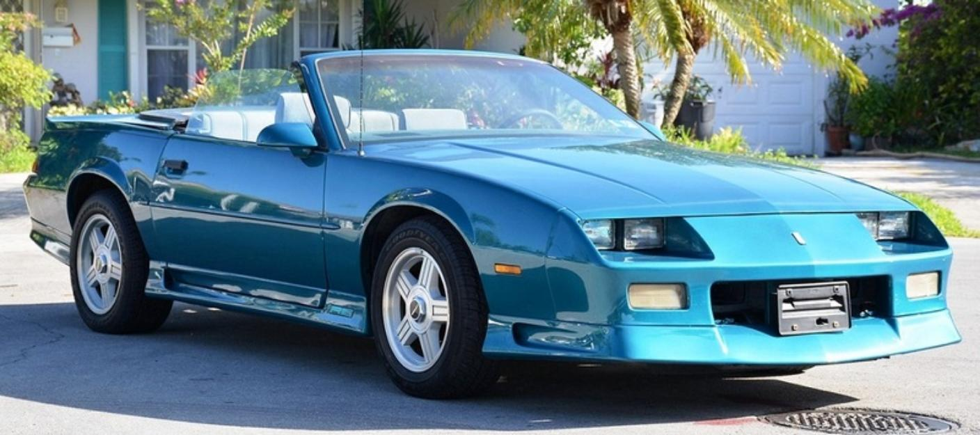 1991 Camaro Cars For Sale