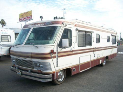 1983 Motorhome RVs for sale