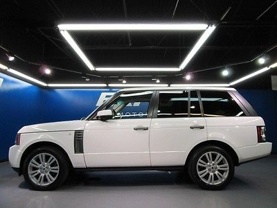 Land Rover : Range Rover HSE LUX Land Rover Range Rover AWD Luxury Pkg Vision Assist Audio Upgrade $92kMSRP!