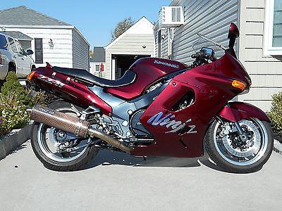 Kawasaki : Ninja 2001 kawasaki zx 11