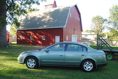 Nissan : Altima 4dr Sedan S Automatic 2002 nissan altima 2.5 s affordable wow look nice warranty