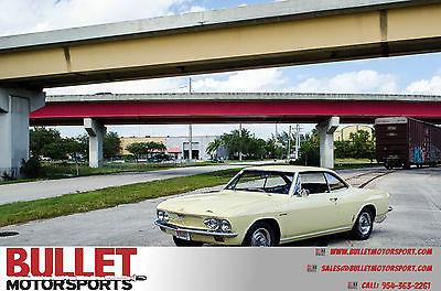 Chevrolet : Corvair (Video Inside 1965 chevrolet corvair corsa