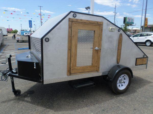 Teardrop Trailer Custom Built RVs for sale