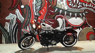 Harley-Davidson : Sportster 2014 harley davidson forty eight sporter