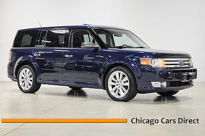 Ford : Flex Limited w/EcoBoost 12 flex limited awd ecoboost 3.5 l turbo panoramic vista roof navigation gps 302 a
