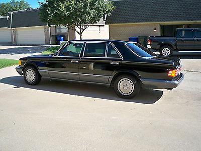 Mercedes-Benz : 500-Series SEL 1999 mercedes benz 560 sl
