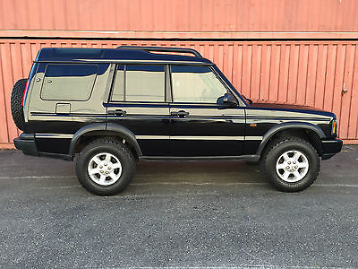 Land Rover : Discovery S Sport Utility 4-Door 2004 land rover discovery s sport utility 4 door 4.6 l