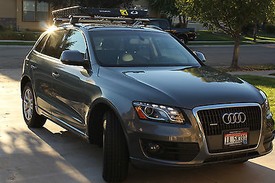 Audi : Q5 Premium Plus Sport Utility 4-Door 2012 audi q 5 premium plus 2.0 t convenience pano sunroof keyless entry awd
