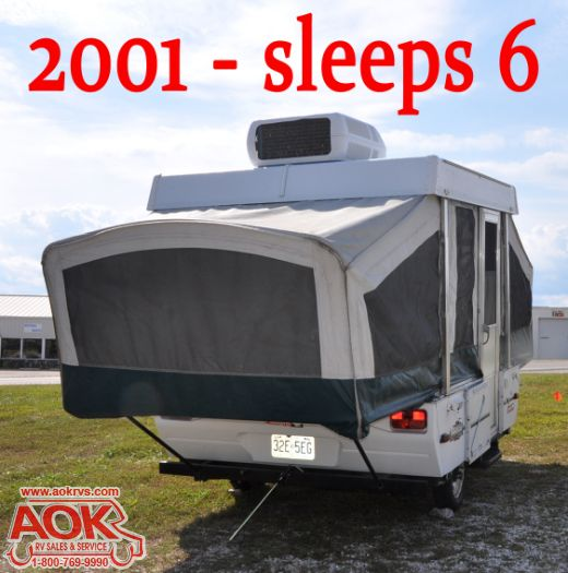 2006 Fleetwood Rv Prowler Regal AX6 305RLDS