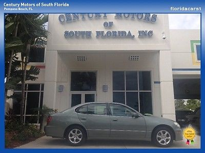 Lexus : GS LOW MILEAGE ACCIDENT FREE HEATED LEATHER AUTO ROOF CPO WARRANTY CAR LEXUS GS GS300 300 WARRANTY CPO CLEAN CARFAX 2002 AUTO 0 ACCIDENTS