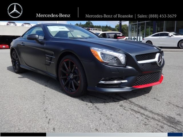 Mercedes-Benz : SL-Class SL550 2016 sl 550 mille miglia 417 special edition matte black call us
