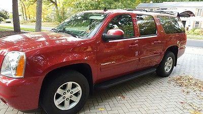 GMC : Yukon SLT Sport Utility 4-Door 2012 gmc yukon xl 1500 slt sport utility 4 door 5.3 l