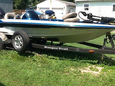 Ranger bassboat model 175 VS