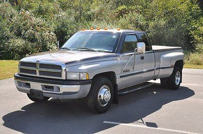 Dodge : Ram 3500 98 Dodge Ram 3500 Cummins Diesel 1 Owner Mint! 1998 dodge ram 3500 dually 5.9 l 24 v cummins turbo diesel 1 owner well maintained