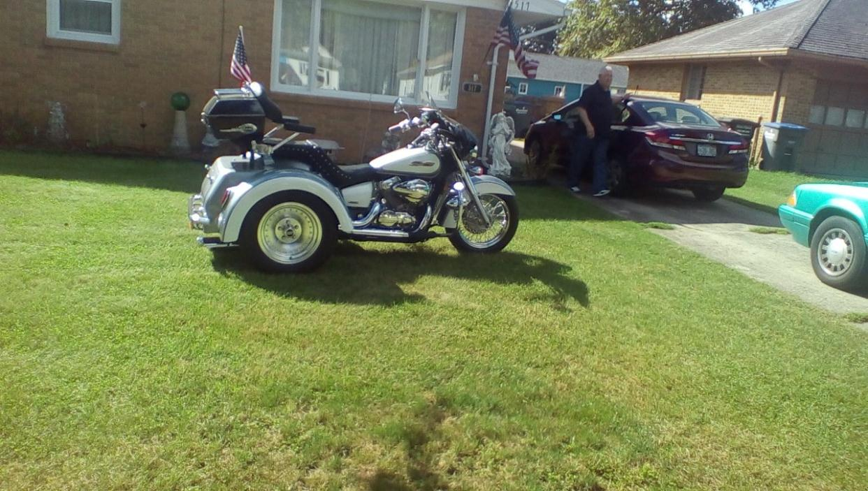 trikes for sale in sturgis michigan. Black Bedroom Furniture Sets. Home Design Ideas