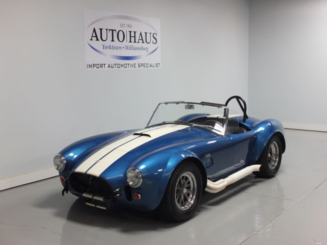 Shelby CSX COBRA 1965 shelby mkiii cobra csx series 427 fe side oiler 600 hp only 66 miles