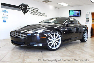 Aston Martin : DB9 2dr Coupe Automatic V12*450HP*DB9*Rare*Coupe*Navigation*$175KMSRP*LowMiles*CarfaxCertified*NICE!