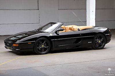 Ferrari F355 F1 Spider Cars for sale