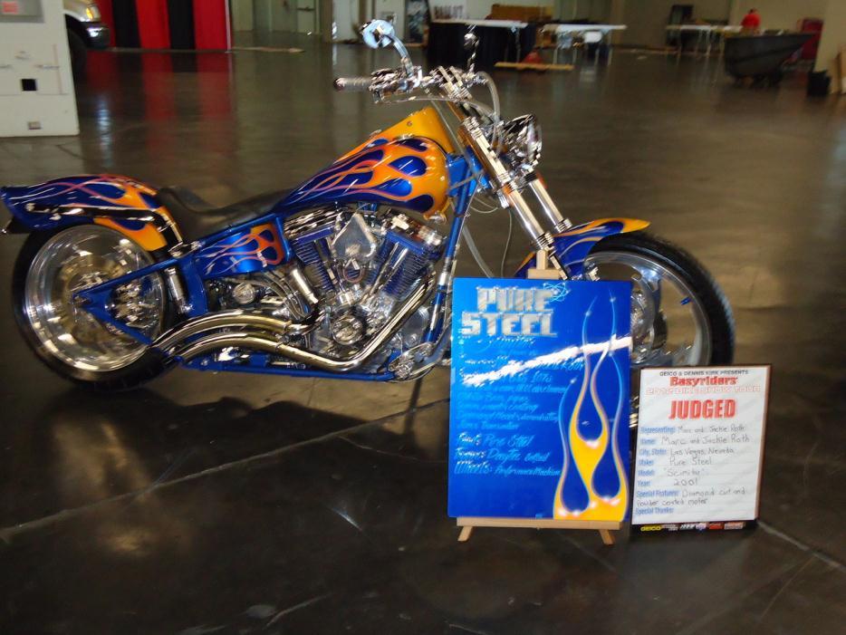 2001 Custom Bragger