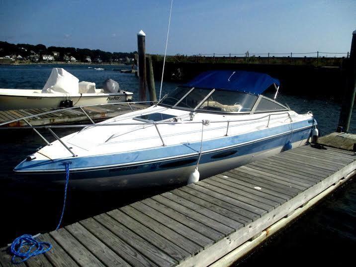 24' 1987 Sea Ray Sorrento