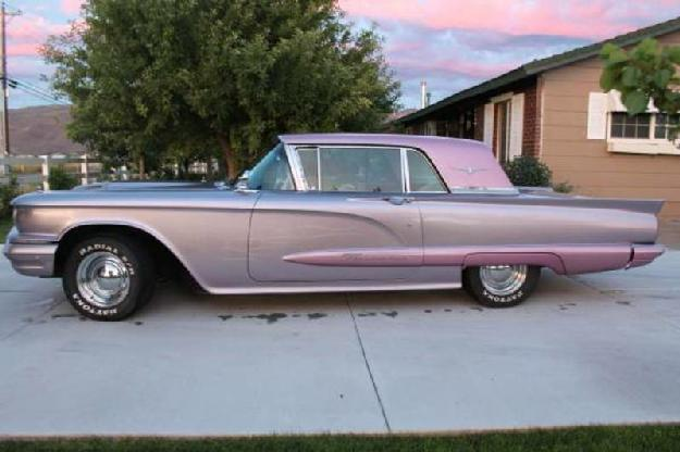 1960 Ford Thunderbird for: $13000