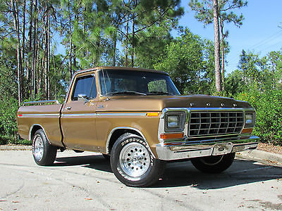 1979 ford f100 ranger cars for sale ford f 100 shortbox show truck original collector 20 k actual mile short bed publicscrutiny Gallery