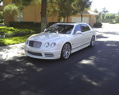 Bentley : Continental GT Flying Spur 2010 bentley continental flying spur sedan 4 door 6.0 l