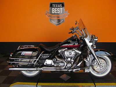 Harley-Davidson : Touring - FLHRI 2005 harley davidson flhri road king two into one chrome exhaust cruise