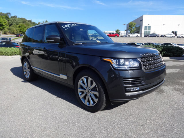 Land Rover : Range Rover Td6 2016 diesel range rover td 6 limited edition gorgeous truck call us