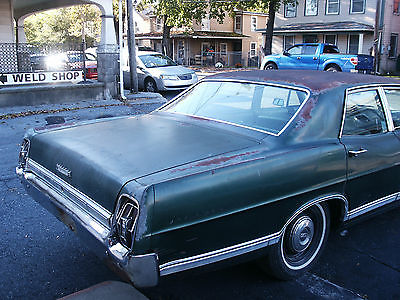 Ford : Galaxie Ford 500 1967 ford galaxie 500 4 dr 390 v 8 auto mechanical restoration done drives, 2