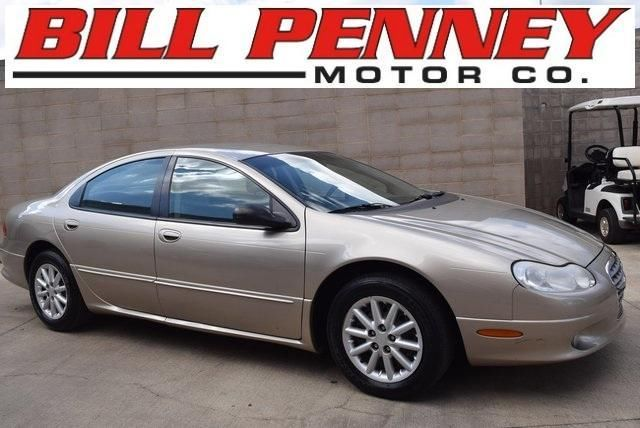 2003 Chrysler Concorde 4D Sedan LX